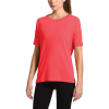 The North Face Women's Workout SS Top - Small - Cayenne Red