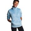 The North Face Women's Osito 1/4 Zip Pullover - XS - Angel Falls Blue