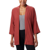Columbia Women's Firwood Crossing Cardigan - Small - Dusty Crimson