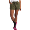 The North Face Women's Motion Pull-On 6 Inch Short - Small - Burnt Olive Green