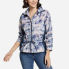 Eddie Bauer Motion Women's Ventatrex Aura Jacket - Large - Dusted Indigo