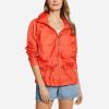 Eddie Bauer Motion Women's Ventatrex Aura Jacket - Small - Deep Red