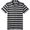 Smartwool Men's Merino 150 Polo - XXL - Iron Stripe