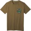 Smartwool Men's Merino 150 Pocket Top - XL - Military Olive
