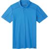 Smartwool Men's Merino Sport 150 Polo - XL - Ocean Blue