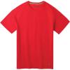 Smartwool Men's Merino 150 Baselayer SS Top - Small - Cardinal Red
