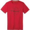 Smartwool Men's Merino Sport 150 Go Far Feel Good Tee - XXL - Chili Pepper Heather