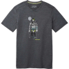 Smartwool Men's Merino Sport 150 Game Of Ghosts Tee - Small - Medium Grey Heather