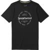 Smartwool Men's Merino Sport 150 Go Far Feel Good Tee - Small - Black