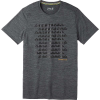 Smartwool Men's Merino Sport 150 Sawtooth Range Tee - Small - Medium Grey Heather