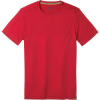 Smartwool Men's Merino Sport 150 Tee - Medium - Chili Pepper Heather