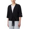 Columbia Women's Armadale 3/4 Sleeve Wrap - XS - Black
