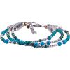 Sherpa Chaandi Bracelet - One Size - Blue Tara