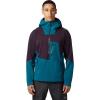 Mountain Hardwear Men's Exposure/2 GTX Paclite Stretch Pullover - Medium - Dive