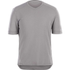 Sugoi Men's Off Grid SS Shirt - XL - Heather Grey