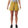 Mountain Hardwear Women's Coveland 5 Inch Short - Small - Dark Bolt