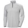 Helly Hansen Men's HP 1/2 Zip Pullover - XL - Grey Fog