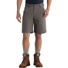 Carhartt Men's Rugged Flex Rigby 10 Inch Short - 38 - Gravel
