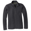 Smartwool Men's Hudson Trail Fleece Full Zip Jacket - XXL - Dark Charcoal