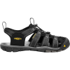 Keen Men's Clearwater CNX Sandal - 15 - Black / Gargoyle