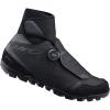 Shimano Men's MW7 Bike Shoe - 42 - Black