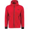 Louis Garneau Men's Collide Hoodie Jacket - Medium - Red/Black