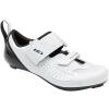 Louis Garneau Men's Tri X-Speed IV Shoe - 50 - White
