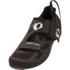 Pearl Izumi Men's Tri Fly SELECT v6 Shoe - 41 - Black/Shadow Grey