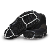 Yaktrax Diamond Grip Traction Device - Large - Black