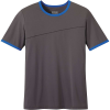Outdoor Research Men's Next To None Tee - Small - Storm