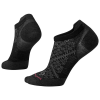 Smartwool Women's PhD Run Ultra Light Micro Sock - Medium - Black
