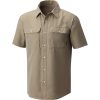 Mountain Hardwear Men's Canyon SS Shirt - Medium - Badlands
