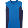 Outdoor Research Men's Echo Tank - Small - Admiral / Twilight