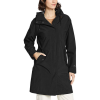Eddie Bauer Women's Townsend Trench - XS - Black