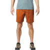 Mountain Hardwear Men's Cederberg Pull On 7 Inch Short - Small - Rust Earth