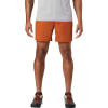 Mountain Hardwear Men's Railay Redpoint 7 Inch Short - 31 - Rust Earth