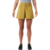 Mountain Hardwear Women's Coveland 5 Inch Short - XS - Dark Bolt