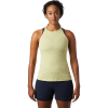 Mountain Hardwear Women's Mighty Stripe Tank - XS - Lantern