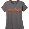 Outdoor Research Women's Ally SS Tee - XS - Charcoal