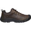 Keen Men's Targhee III Oxford Shoe - 8 Wide - Dark Earth / Mulch