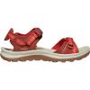 Keen Women's Terradora II Open Toe Sandal - 5.5 - Dark Red / Coral