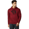 Mountain Hardwear Men's MHW Logo Pullover Hoody - Large - Desert Red
