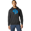 Mountain Hardwear Men's MHW Logo Pullover Hoody - Medium - Heather Black
