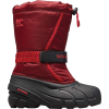 Sorel Youth Flurry Boot - 1 - Red Jasper / Mou