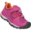 Keen Kids' Terradora II Sport Shoe - 10 - Very Berry / Russet Orange