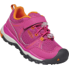 Keen Kids' Terradora II Sport Shoe - 12 - Very Berry / Russet Orange
