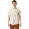 Mountain Hardwear Men's Greenstone SS Shirt - XXL - Lightlands Scatter Dot Prt