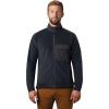Mountain Hardwear Men's Unclassic Fleece Jacket - XXL - Dark Storm