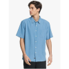 Quiksilver Men's Cane Island Shirt - Large - Celestial Cane Island