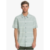 Quiksilver Men's Kalua Kobi Shirt - Small - Chinois Green Kalua Kobi